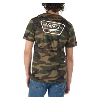 t-shirt street men's - FULL PATCH BACK S - VANS, VANS