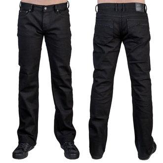 Pants Men's (jeans) WORNSTAR - Essentials - Trailblazer Black Denim - WSP-05-TBK