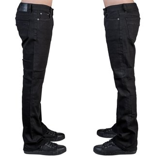 Pants Men's (jeans) WORNSTAR - Essentials - Trailblazer Black Denim, WORNSTAR