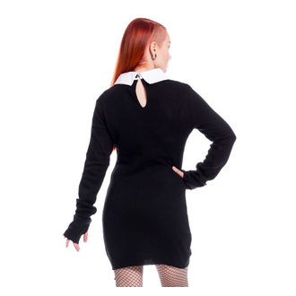 Women's Dress Poizen Industries - LATE WEDNESDAY - BLACK, POIZEN INDUSTRIES