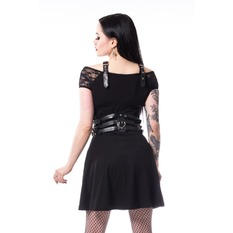Dress Women's Heartless - LAURA - BLACK, HEARTLESS