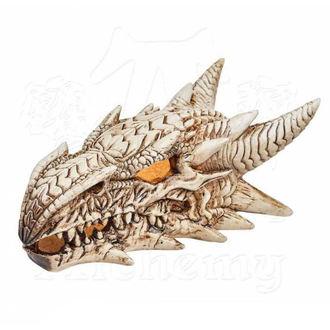 Decoration ALCHEMY GOTHIC - LED Dragon Skull, ALCHEMY GOTHIC