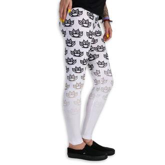pants women (leggings) Five Finger Death Punch - ROCK OFF, ROCK OFF, Five Finger Death Punch