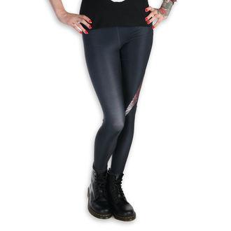 Women's pants (leggings) PAMELA MANN - Metallica - Death Magnet MET1006 - 'M' - Black / Brown, PAMELA MANN, Metallica