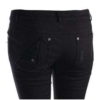 Women's pants (jeans) PUNK RAVE - Destroyer - K-134