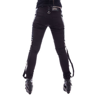 Women's Pants Vixxsin - LEVANT - BLACK, VIXXSIN