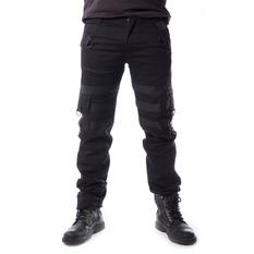 Men's Trousers Vixxsin - LIAM - BLACK, VIXXSIN