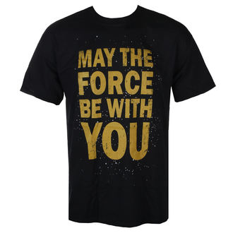 film t-shirt men's Star Wars - FORCE - LIVE NATION, LIVE NATION