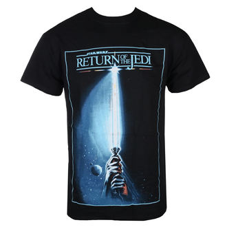 film t-shirt men's Star Wars - ROTJ - LIVE NATION, LIVE NATION