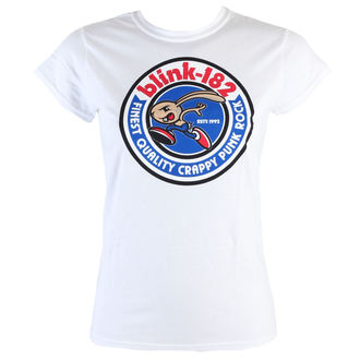 t-shirt metal women's Blink 182 - Bunny Seal - LIVE NATION, LIVE NATION, Blink 182