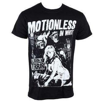t-shirt metal men's Motionless in White - London Terror - LIVE NATION, LIVE NATION, Motionless in White