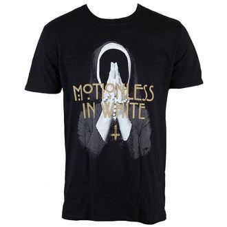t-shirt metal men's Motionless in White - Nun - LIVE NATION, LIVE NATION, Motionless in White