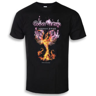 t-shirt metal men's Deep Purple - Phoenix Rising - LOW FREQUENCY - DPTS08024