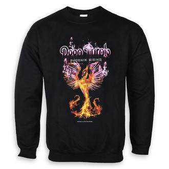 sweatshirt (no hood) men's Deep Purple - Phoenix Rising - LOW FREQUENCY, LOW FREQUENCY, Deep Purple