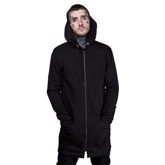 hoodie men's - Longline - DISTURBIA, DISTURBIA