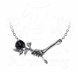 Pendant Necklace ALCHEMY GOTHIC - Love Never Dies - P839