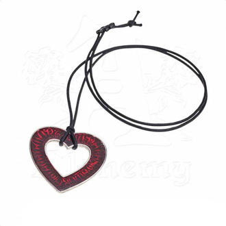Necklace ALCHEMY GOTHIC - Love Over Death - P803