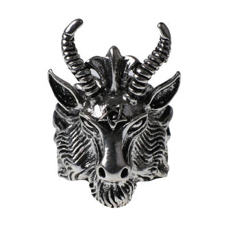Ring Luciferothica - Baphomet, LUCIFEROTHICA