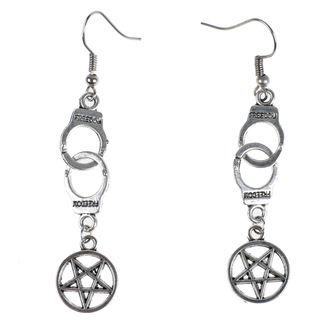 Earrings Luciferothica - Freedom, LUCIFEROTHICA