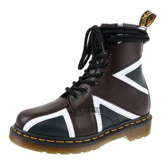 leather boots unisex - Pascal Brit - Dr. Martens, Dr. Martens