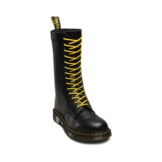 Shoelaces Dr. Martens - 210cm (12-14x eyelet) - Yellow, Dr. Martens