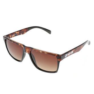 Sunglasses MEATFLY - TRIGGER C 4/17/55 - TORTOISE, MEATFLY
