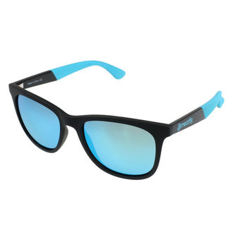 Sunglasses MEATFLY - CLUTCH B 4/17/55 - BLACK / BLUE, MEATFLY
