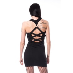Dress Women's Heartless - MEERI - BLACK, HEARTLESS