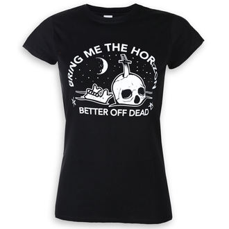 t-shirt metal women's Bring Me The Horizon - Happy Song - ROCK OFF, ROCK OFF, Bring Me The Horizon
