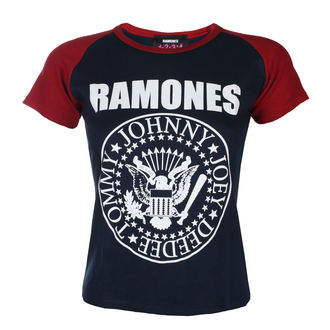 Women's t-shirt Ramones - Presidential Seal - ROCK OFF, ROCK OFF, Ramones