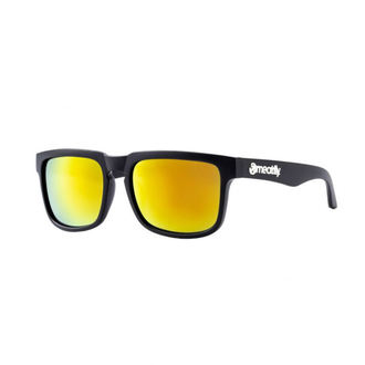 Sunglasses MEATFLY - MEMPHIS - A - 4/17/55 - Black Matt, MEATFLY