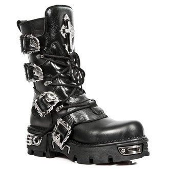 leather boots - NEW ROCK, NEW ROCK