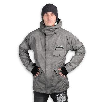 Winter Jacket (snowboard) METALLICA x SESSIONS
