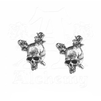Earrings Metallica - Damage - ALCHEMY GOTHIC, ALCHEMY GOTHIC, Metallica