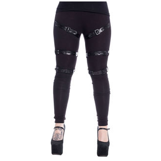 Women's Leggings HEARTLESS- MIDNIGHT - BLACK, HEARTLESS