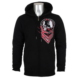 hoodie men's - SMIRCH SHERPA - METAL MULISHA, METAL MULISHA