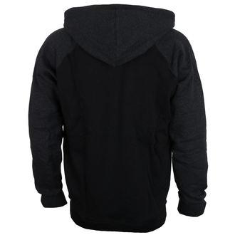 hoodie men's - ROCK - METAL MULISHA - BLK_FA7510003.01