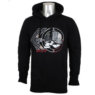 hoodie men's - NIGHT WATCH - METAL MULISHA, METAL MULISHA