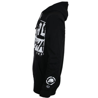 hoodie men's - BLOCK - METAL MULISHA, METAL MULISHA