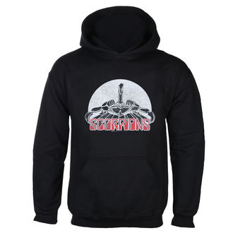 hoodie men's Scorpions - Logo - LOW FREQUENCY - SCHO08028