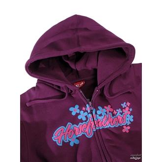 hoodie children's - Reflex - HORSEFEATHERS - Reflex - purple