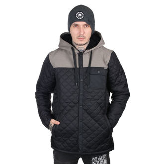 winter jacket - TREAD QUILTED - METAL MULISHA, METAL MULISHA