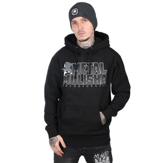 hoodie men's - JAIL BREAK - METAL MULISHA, METAL MULISHA