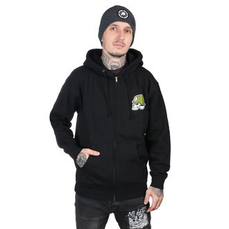 hoodie men's - IKON BLK - METAL MULISHA, METAL MULISHA