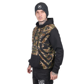 hoodie men's - FORCES - METAL MULISHA, METAL MULISHA