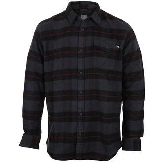 Shirt Men's METAL MULISHA - RIPPER L/S Flannel B, METAL MULISHA