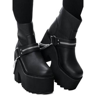 wedge boots women's - KILLSTAR - KSRA001493