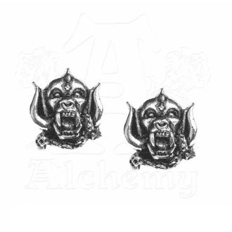 Earrings Motörhead - Warpig - ALCHEMY GOTHIC, ALCHEMY GOTHIC, Motörhead