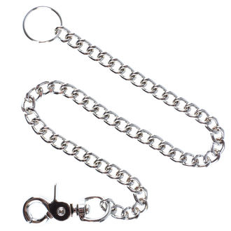chain Silver - 50cm, MAGER