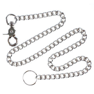chain Silver - 75cm, MAGER